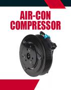 Air-Con Compressor Clutches