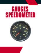 Gauges Speedometer