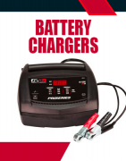 Battery Chargers & Boosters