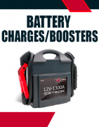Battery Charges & Boosters