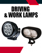 Driving & Work Lamps