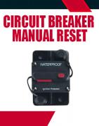 Circuit Breaker Manual Reset