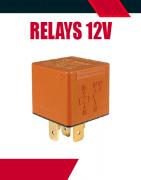 Relays 12V
