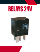 Relays 24V