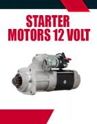 Starter Motors 12 Volt