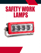 Safety Work Lamps